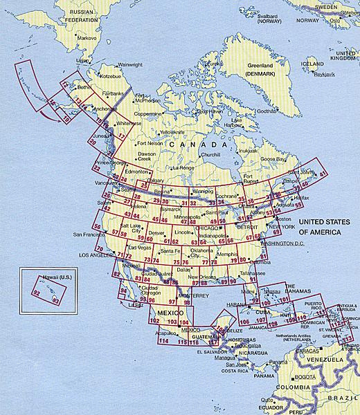 Atlas USA Canada Mexico - Atlas of usa